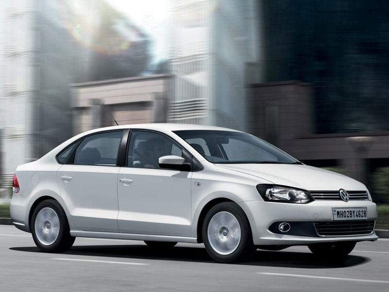 Volkswagen New Polo Sedan